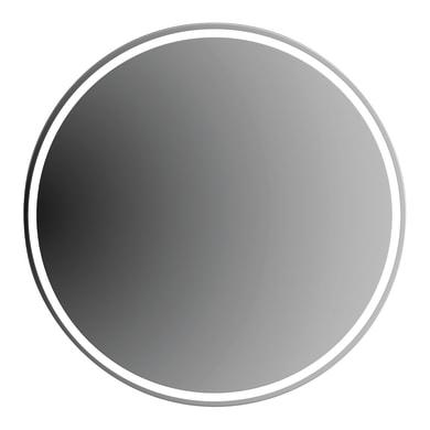 Specchio con illuminazione integrata bagno rotondo Sfera L 75 x H 75 cm