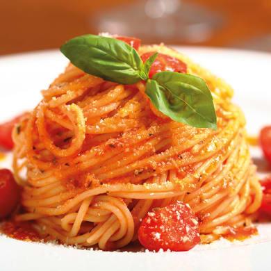 Sticker Spaghetti 19x19 cm