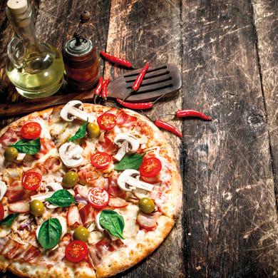 Sticker Pizza 28.5x28.5 cm