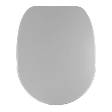 Copriwater ovale Dedicato per serie sanitari Renee termoindurente bianco
