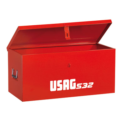 Baule porta utensili USAG , L 38 x P 88 x H 38 cm