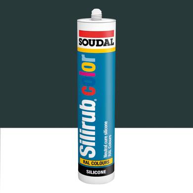 Silicone SOUDAL Multiuso Colorato RAL 7015 grigio ardesia 300 ml