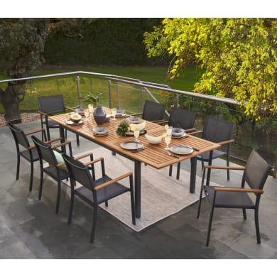Set Tavolo E Sedie Da Giardino Prezzi E Offerte Per Il Tuo Salotto Da Giardino Leroy Merlin