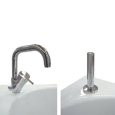 Doccetta e flessibile per vasca