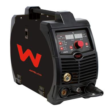 Saldatrice inverter AWELCO SMARTMIG 220 mma, tig, mig-mag 200 A 4500 W