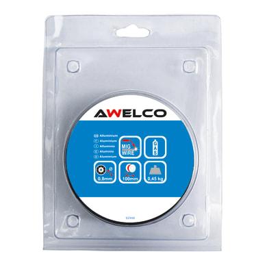 Bobina di filo di stagno AWELCO 300 g, Ø 0.8 mm