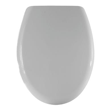 Copriwater ovale Universale Disabili termoindurente bianco
