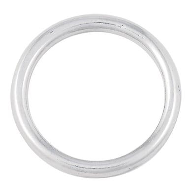 Anello saldato in inox a4 Ø 20 mm 4 pezzi