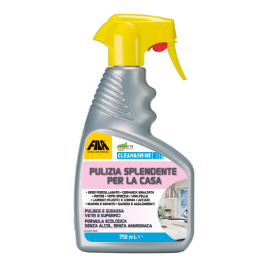 Detergente Clean & shine FILA 750 ml
