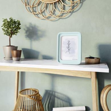 Cornice INSPIRE Soen bianco per foto da 13x18 cm