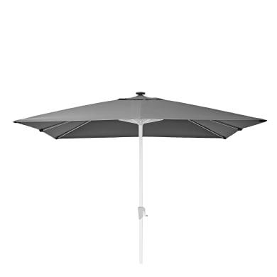 Telo di ricambio ombrellone sonora NATERIAL colore antracite 285 x 285 cm