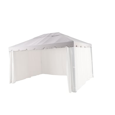 Tenda da esterno tortora L 298 x H 298 cm