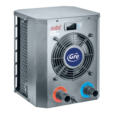 Pompa di calore GRE HPM20 2.5 kW 2 m³/h