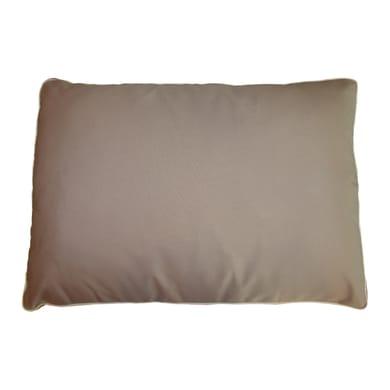 Cuscino da pavimento Dralon tortora 60x80 cm