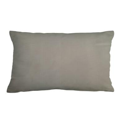 Cuscino Dralon perla 48x80 cm