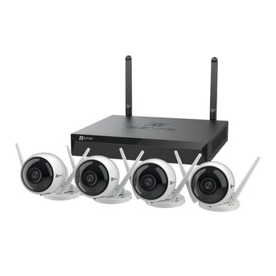 Kit di videosorveglianza EZVIZ NVR 8 canali
