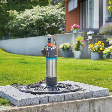 Pompa a immersione GARDENA 6100/5 1100 W 6100  l/h