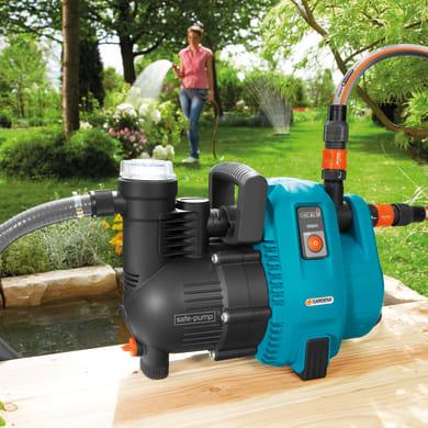 Pompa di superficie GARDENA 5000/5 acque chiare