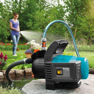 Pompa di superficie GARDENA 3500/4 acque chiare