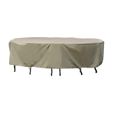 Copertura protettiva per tavolo e sedia in poliestere NATERIAL L 120 x P 122 x H 80 cm