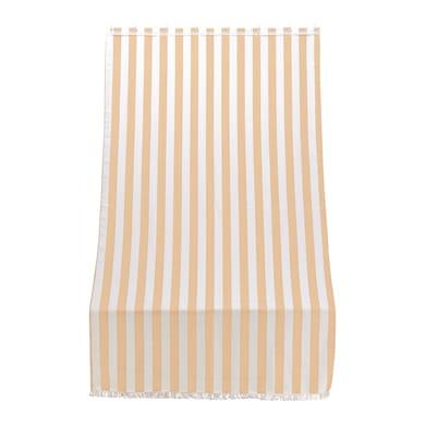 Telo per tenda da esterno beige 140 x 250 cm