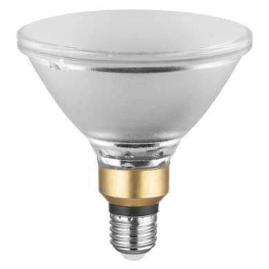 Lampadina LED, E27, Faretto, Trasparente, Luce calda, 12.5W=1035LM (equiv 120 W), 15° , OSRAM