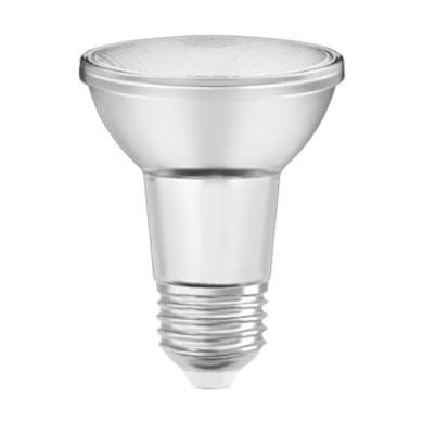Lampadina LED, E27, Faretto, Trasparente, Luce calda, 5W=345LM (equiv 50 W), 36° , OSRAM
