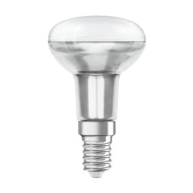 Lampadina LED, E14, Faretto, Trasparente, Luce naturale, 2.6W=210LM (equiv 40 W), 36° , OSRAM