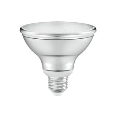 Lampadina LED, E27, Faretto, Trasparente, Luce calda, 10W=633LM (equiv 75 W), 36° , OSRAM