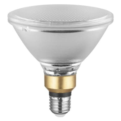 Lampadina LED, E27, Faretto, Trasparente, Luce calda, 12.5W=1035LM (equiv 120 W), 30° , OSRAM