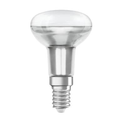 Lampadina LED, E14, Faretto, Trasparente, Luce calda, 5.9W=345LM (equiv 60 W), 36° , OSRAM