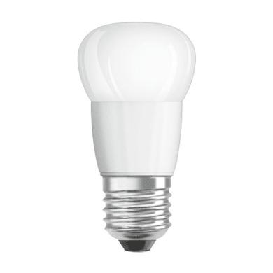 Lampadina LED, E27, Sferico, Opaco, Luce calda, 5W=470LM (equiv 40 W), 360° , OSRAM