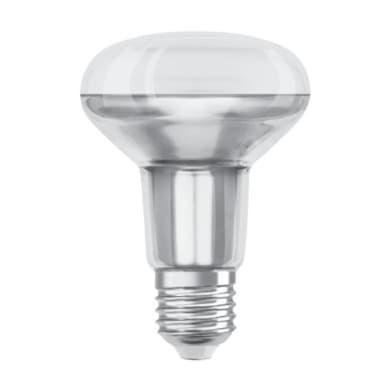 Lampadina LED, E27, Faretto, Opaco, Luce calda, 5.9W=345LM (equiv 60 W), 36° , OSRAM