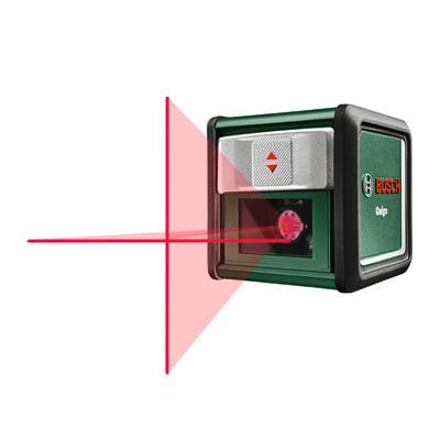 Livella laser BOSCH QUIGO III rosso