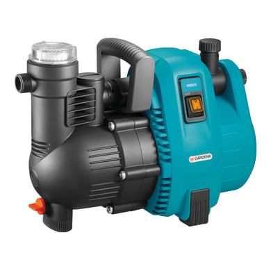 Pompa di superficie GARDENA 4000/5 acque chiare