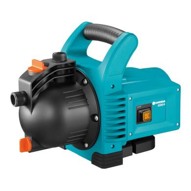Pompa di superficie GARDENA 3000/4 acque chiare