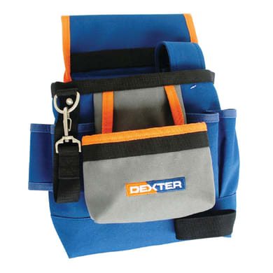Cintura portautensili DEXTER L 240 7 tasche