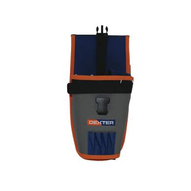 Porta-utensili DEXTER L 90 x P 16 mm x H 33.5 cm 4 tasche