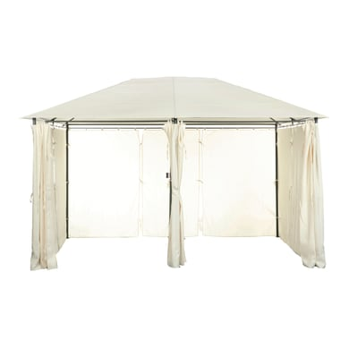Tenda Komo beige L 400 x H 300 cm