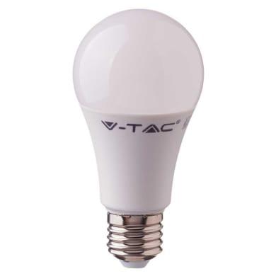 Lampadina LED, E27, Goccia, Opaco, Luce naturale, 11W=1055LM (equiv 80 W), 200°