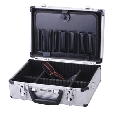 Cassetta attrezzi DEXTER L 23 x H 12 cm, profondità 120 mm