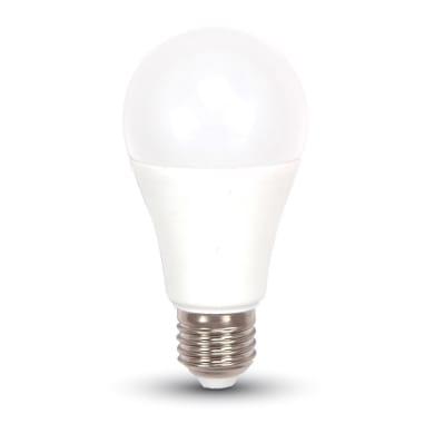 Lampadina LED, E27, Goccia, Opaco, Luce calda, 12W=1055LM (equiv 80 W), 200°