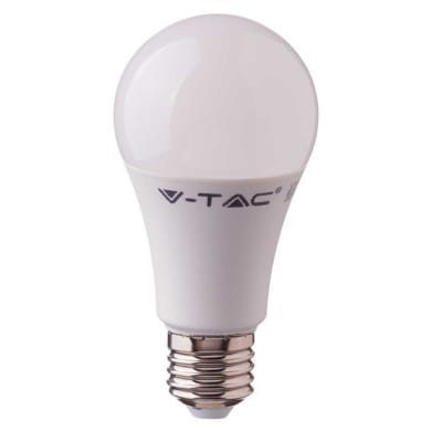 Lampadina LED, E27, Goccia, Opaco, RGB, 9W=806LM (equiv 60 W), 200°