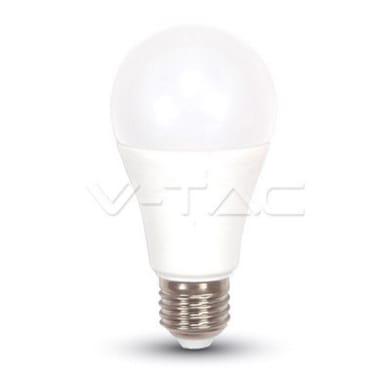 Lampadina LED, E27, Goccia, Opaco, Luce naturale, 9W=806LM (equiv 60 W), 200°