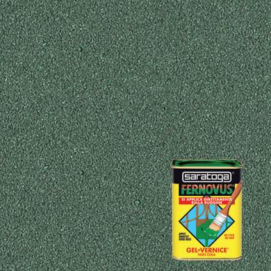 Smalto  antiruggine SARATOGA Fernovus verde asburgo 0.75 L