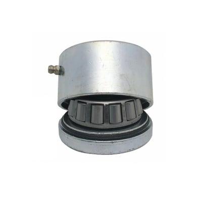 Cardine da avvitare in acciaio x H 4.5 cm