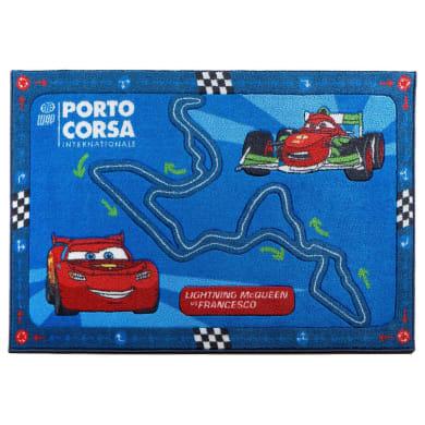 Tappeto Cars comfort , blu, 140x200