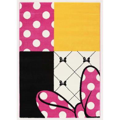 Tappeto Minnie b , rosso, 133x190