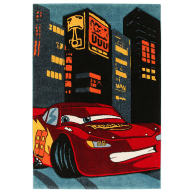 Tappeto Cars Race , multicolor, 133x190 cm