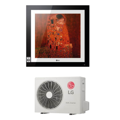 Climatizzatore monosplit LG Artcool Gallery 9000 BTU